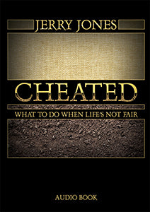 Cheated - Audiobook - CDs