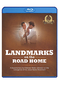 Landmarks on the Road Home - Landmark Documentary Film - Blu-Ray