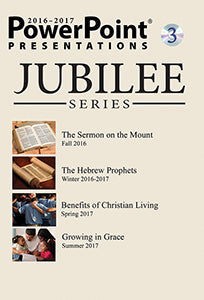 Jubilee Series Adult Hardbound Powerpoint - Volume 3 (2016-2017) (Zip)