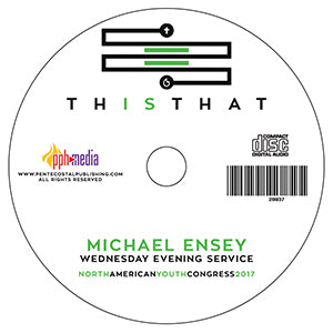 2017 NAYC - Michael Ensey - Wednesday Evening - CD