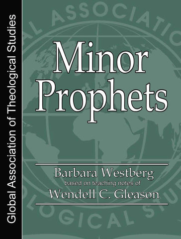 Minor Prophets - GATS (eBook)