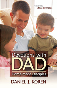 Devotions With Dad Home Made Disciples (eBook)