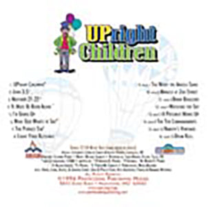 Upright Children - CD - KPH