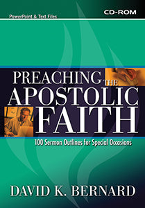 Preaching the Apostolic Faith