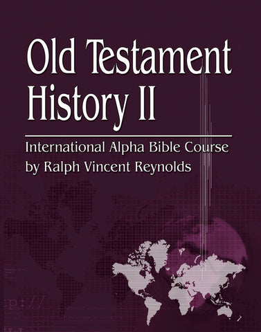 Old Testament History 2 - Alpha Bible Course (eBook)