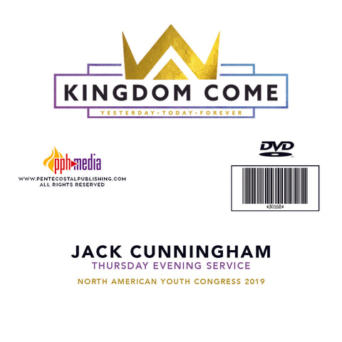 2019 NAYC Jack Cunningham Thursday Evening DVD