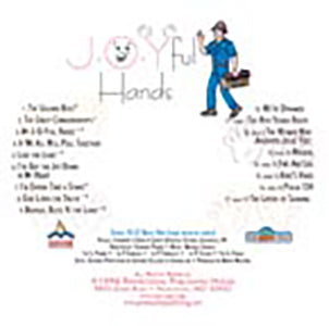 Joyful Hands - CD