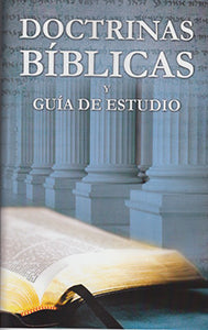 Bible Doctrines and Study Guide - (Spanish)