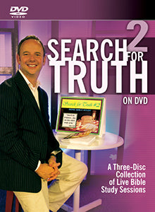 Search for Truth 2 - 12 Lessons on DVD