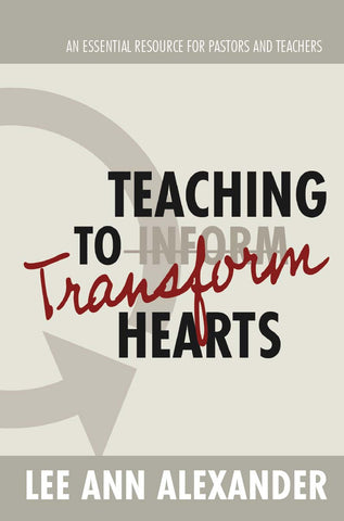 Teaching to Transform Hearts