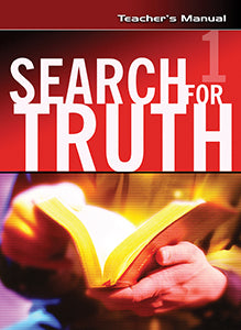 Search for Truth 1 - Teacher's Manual