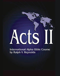 Acts II International Alpha Bible Course