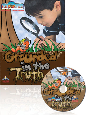 Grounded in the Truth Teacher Manual with DVD - KPH