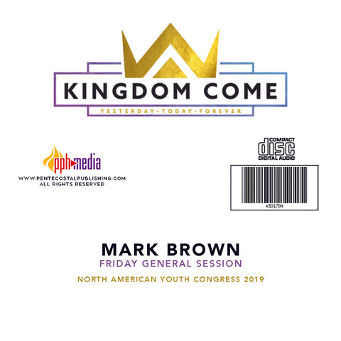 2019 NAYC Mark Brown General Session Friday CD
