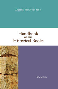 Handbook on the Historical Books (eBook)