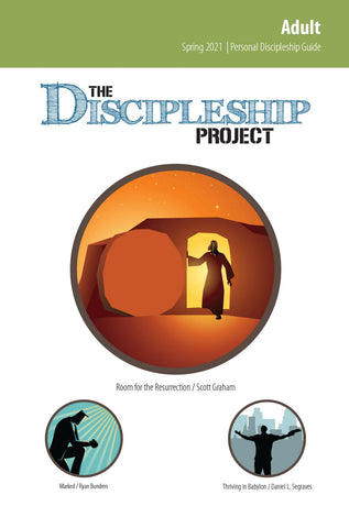 TDP Adult Personal Discipleship Guide Spring 2021
