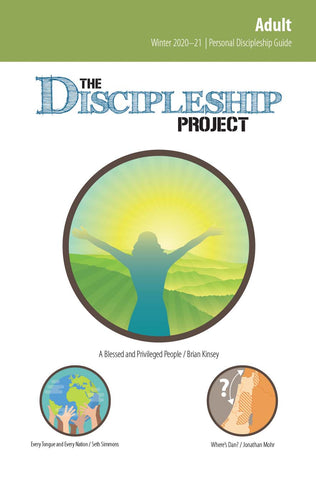 TDP Adult Personal Discipleship Guide Winter 2020-2021