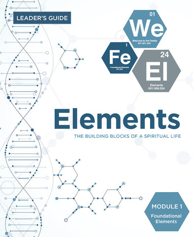 Elements Leader Guide -  Module 1