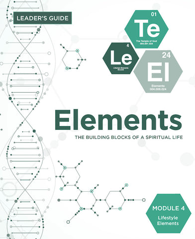 Elements Leader Guide -  Module 4