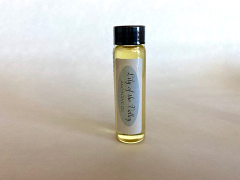 Anointing Oil - Lily of the Valley