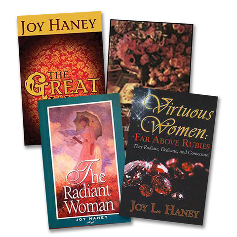 Joy Haney Gift Set (4 count)