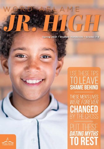 Junior High Digital Student Handbook Spring 2021