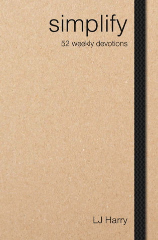 Simplify 52 Weekly Devotions