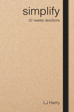 Simplify 52 Weekly Devotions (eBook)