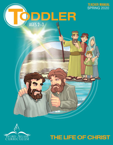 Toddler Teacher's Manual Spring 2020 (Download)