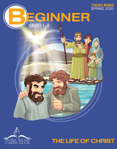 Beginner Teacher's Manual Spring 2020 (Download)