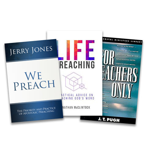 Preaching Gift Set (3 count)