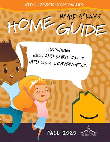 Word Aflame Home Guide Fall 2020 (PDF) - Church License
