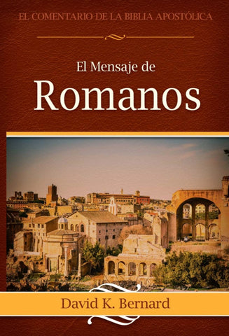 The Message of Romans (Spanish) (eBook)