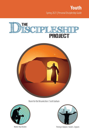 TDP Youth Personal Discipleship Guide Spring 2021