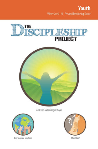 TDP Youth Personal Discipleship Guide Winter 2020-2021