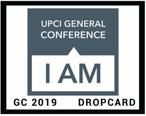 2019 General Conference Drop Card