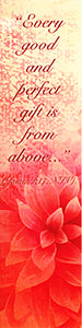 Every Good Gift  James 1:17 - Bookmark