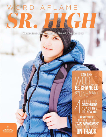 Sr. High Teacher's Manual Winter 2020 (Download)