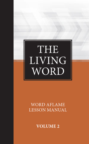 The Living Word Adult Hardbound Volume 2 Sept 2019 - Aug 2020