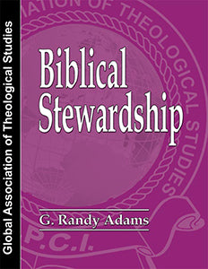 Biblical Stewardship  - GATS (eBook)