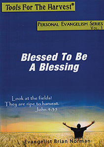 Blessed to Be A Blessing - Audio (MP3)