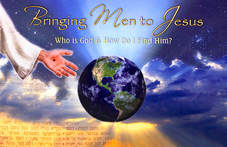 Bringing Men to Jesus - PowerPoint - CD