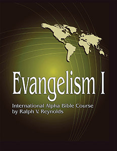Evangelism 1 - Alpha Bible Course (eBook)