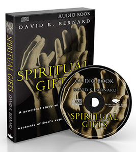 Spiritual Gifts  Audiobook CD