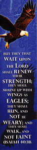 Strength Isaiah 40:31 - Bookmark