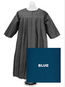 Baptismal Robe - Blue Medium