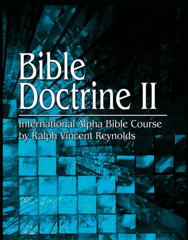 Bible Doctrine 2 - Alpha Bible Course (eBook)
