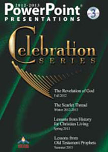 Celebration Series - Volume 3 (2012-2013) - PowerPoint (Zip)