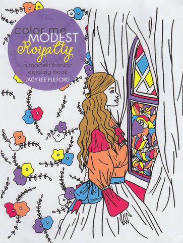 Royalty Color Me Modest