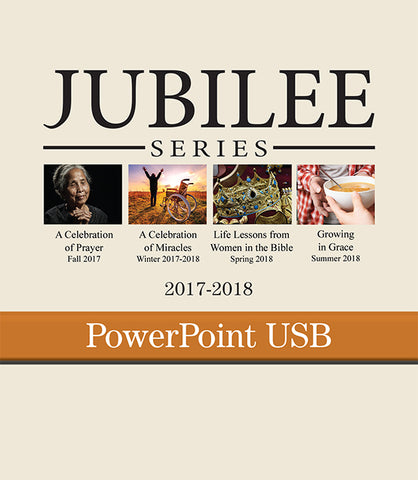 Jubilee Series Adult Hardbound Powerpoint - Volume 4 (2017-2018)